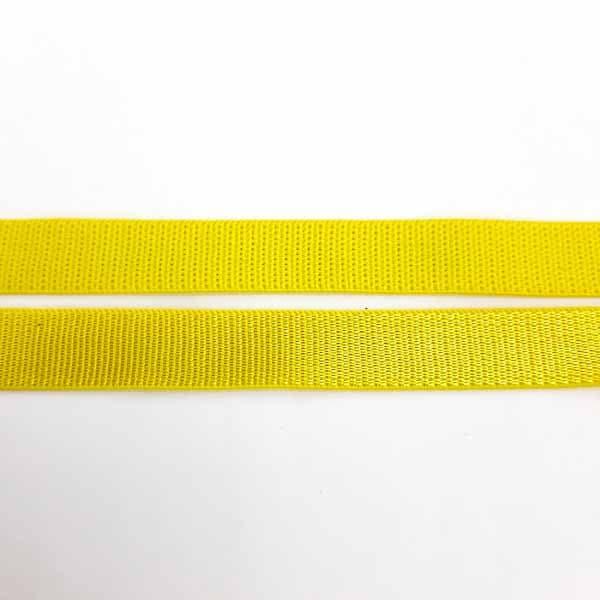 Резинка для бретелей желтая, 1 см