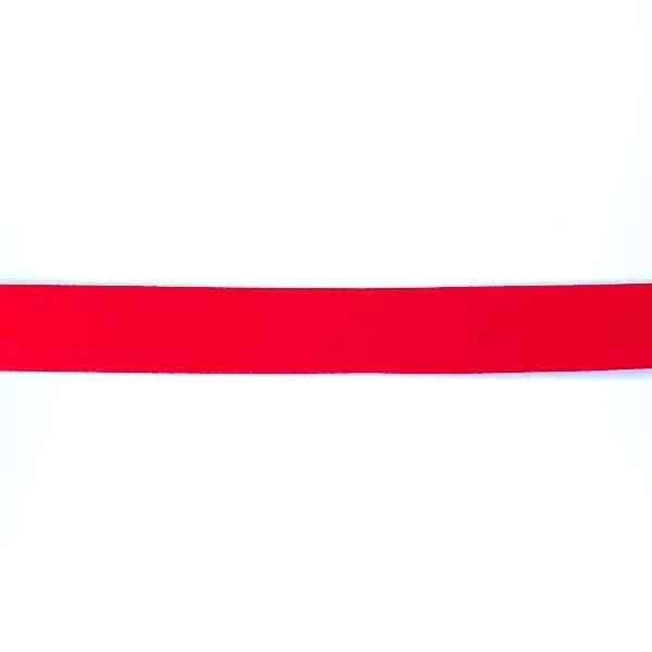 Косая бейка красная, 15 мм