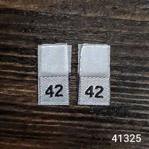 вышивка размерники  42