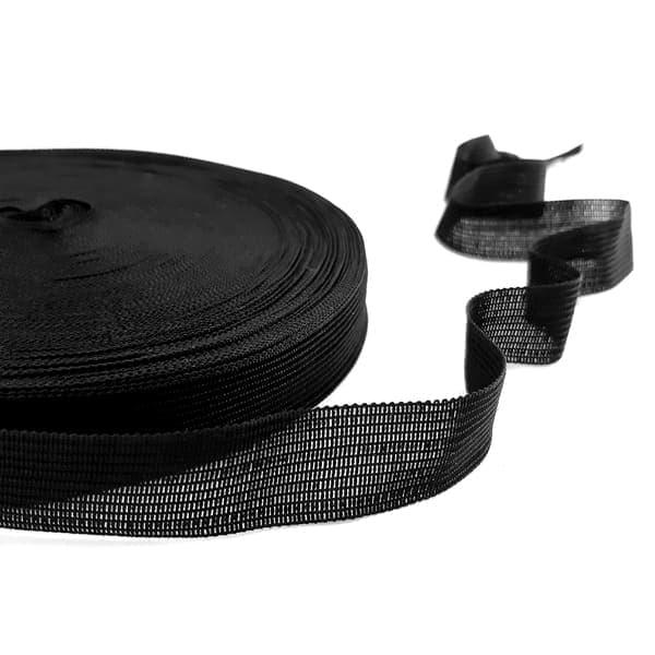 Тесьма метиновая (окантовочная), 18 мм