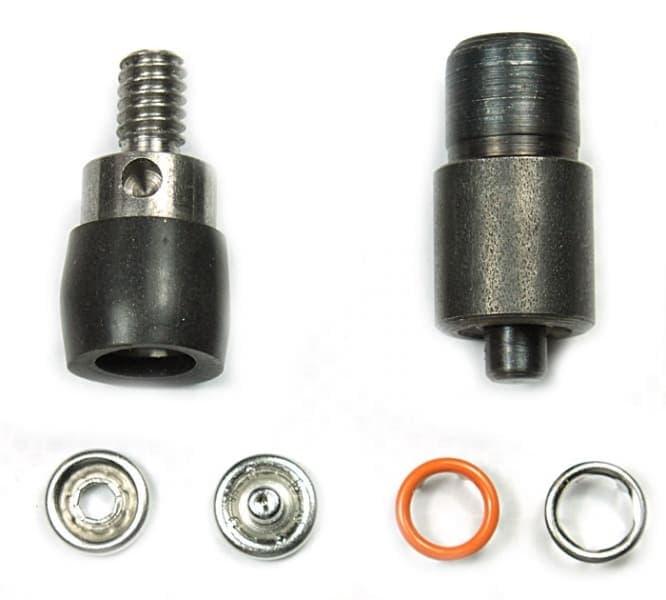 Матрица на кнопку свингер, 9,5 мм