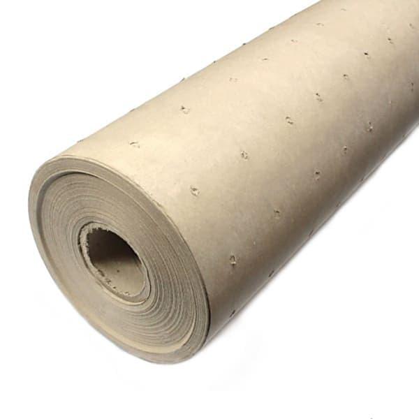 Бумага под настил макроперфорированная 80 г., 168 см. 210 м.