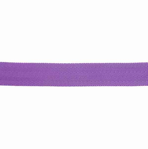 стропа ёлочка -фиолетовая,  3 см
