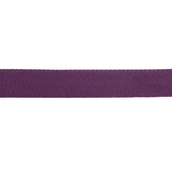 стропа ёлочка - бордо,  3 см