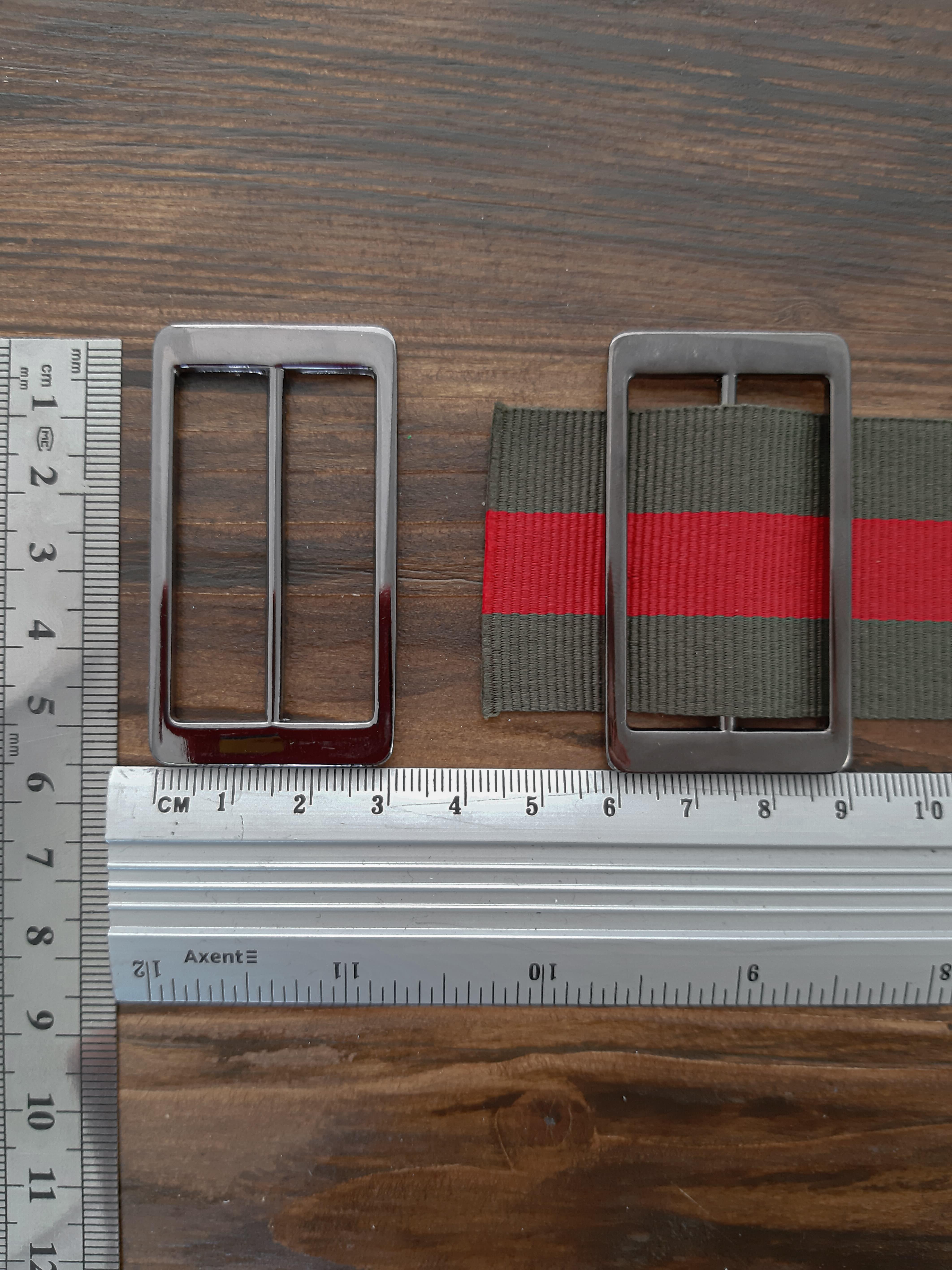 рамка регулятор метал. литая антим.45 мм, черный никель, уп 50 шт