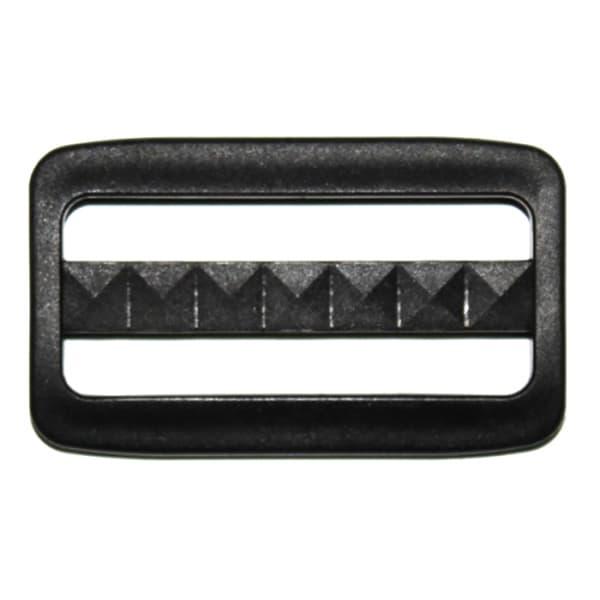 Рамка регулятор черная, 5 см, пластик
