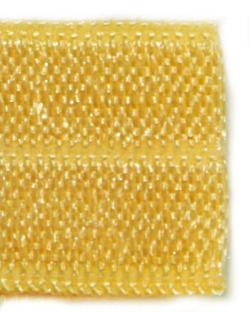 Резинка бейка желтая, 16 мм