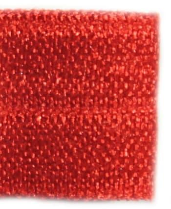 Резинка бейка красная, 16 мм