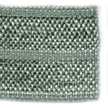 Резинка бейка металлик, 16 мм