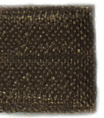 Резинка бейка коричневая, 16 мм