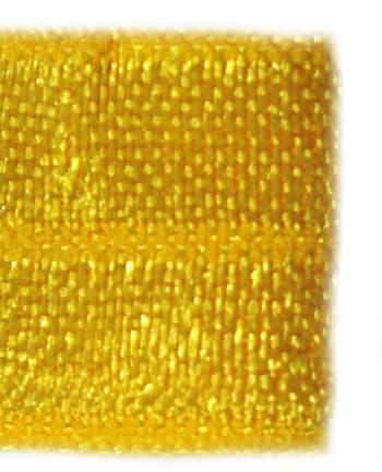 Резинка бейка золотая, 16 мм