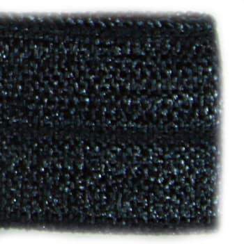 Резинка бейка темно-синяя, 16 мм