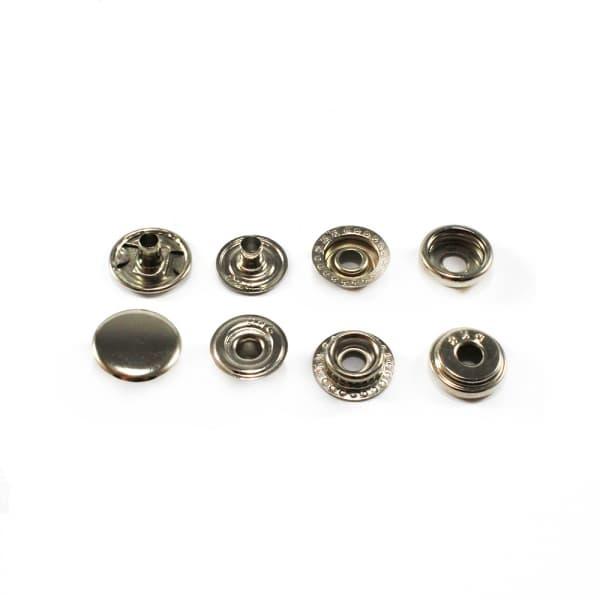 Кнопка никель антимагнит, 15 мм