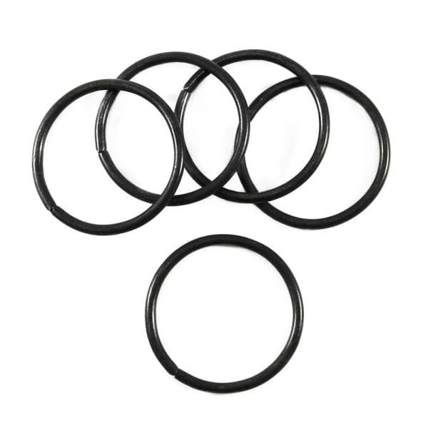 Кольцо из проволоки оксид, 40 мм