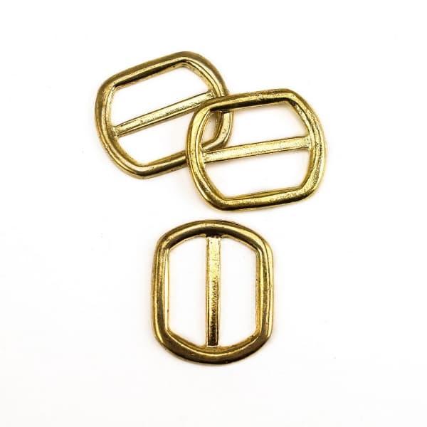Рамка регулятор золото, 30 мм