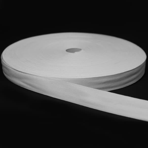 Лента для накатки Хлопок отбеленный, шир. 2 см