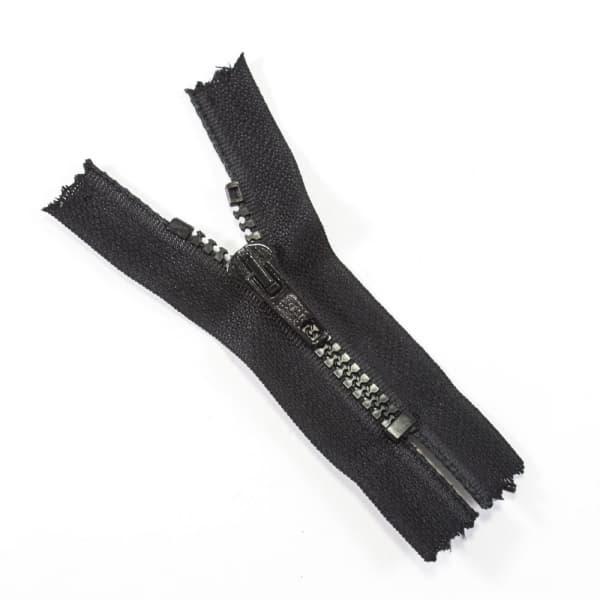 Молния Lux черная, 9 см