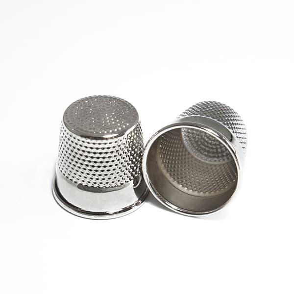 Наперсток металлический Н4, никель.