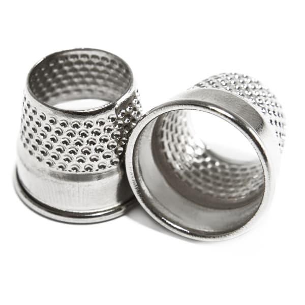 Наперсток металлический, никель