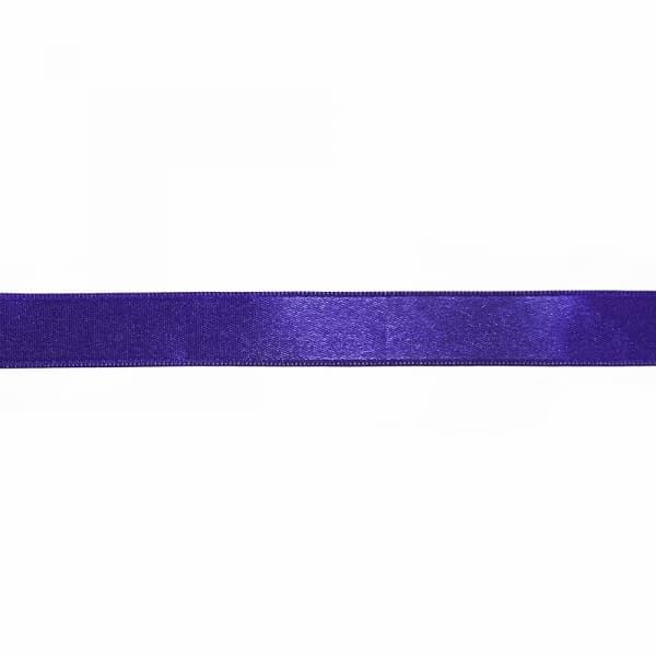 Лента атласная фиолетовая, 2 см