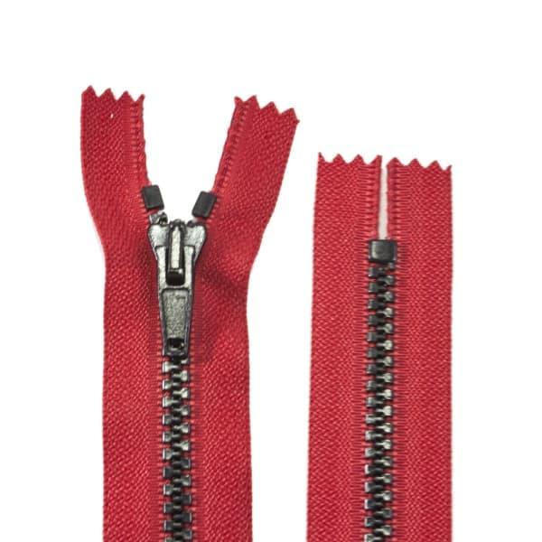 Молния Lux красная+черная, 24 см