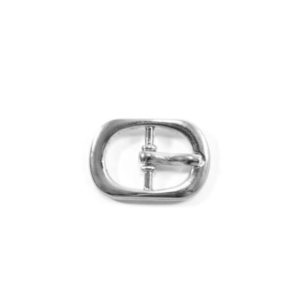 Пряжка сандальная никель, 10х20 мм