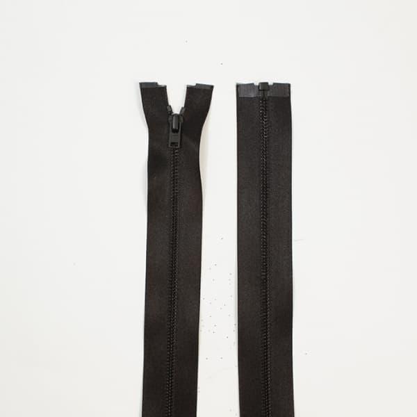 Молния YKK чёрный+оксид, 65 см