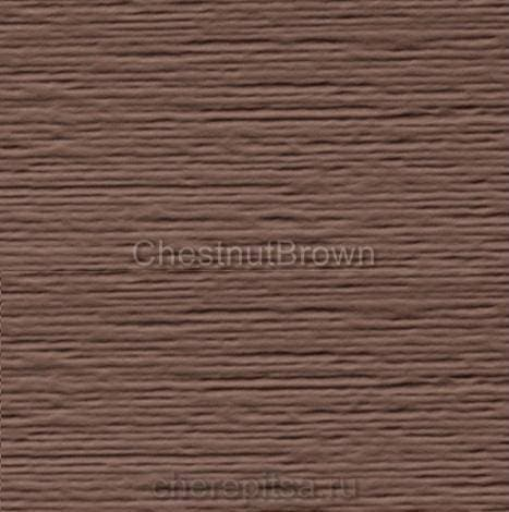 Сайдинг Миттен Орегон Прайд цвет - Chestnut Brown