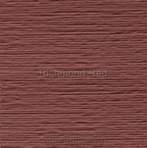 Сайдинг Миттен Орегон Прайд цвет - Richmond Red