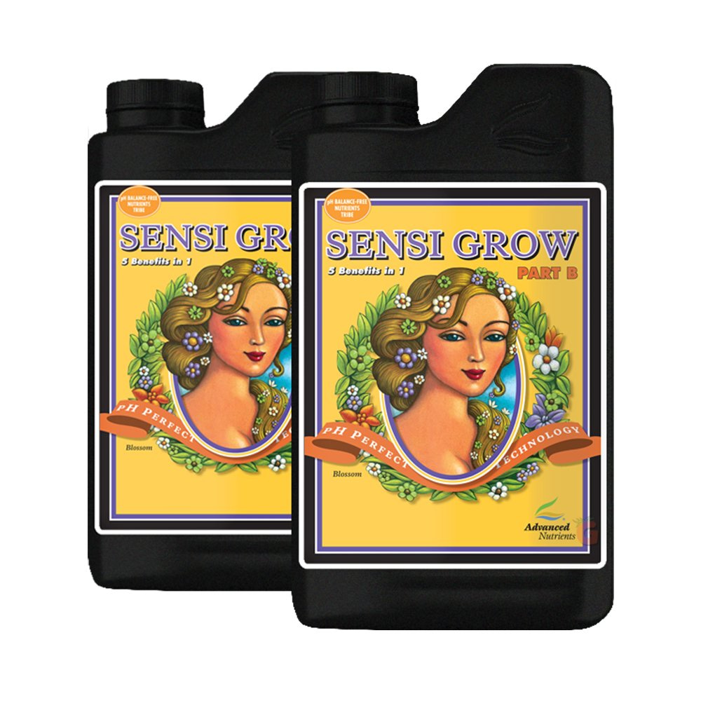 ph perfect sensi grow parts a&b 1л