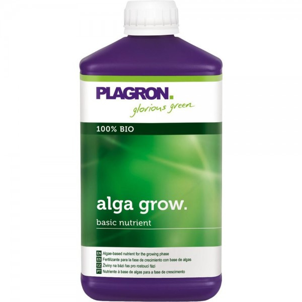 plagron alga grow 1л