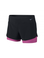 Дамски панталони NIKE PERFORATED RIVAL 2IN1 SHORT