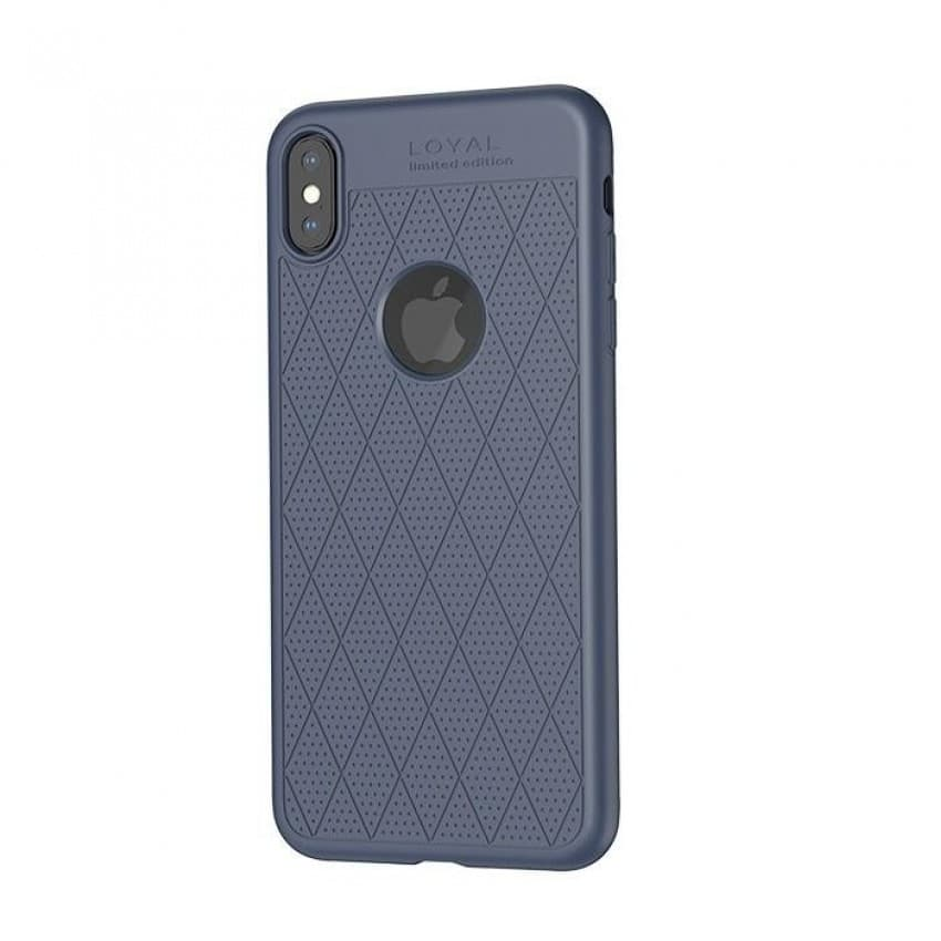 Korpuss Hoco Admire Series Apple iPhone XR zils