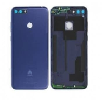 Back cover for Honor 7C (AUM-L41)/Huawei Y6 Prime 2018 blue ORG