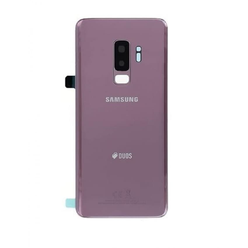 Back cover for Samsung G965F S9+ violet (Lilac Purple) original (used Grade C)