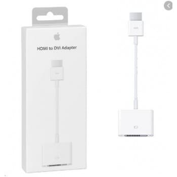 Adapter Apple from DVI to HDMI (MJVU2ZM/A) original with box