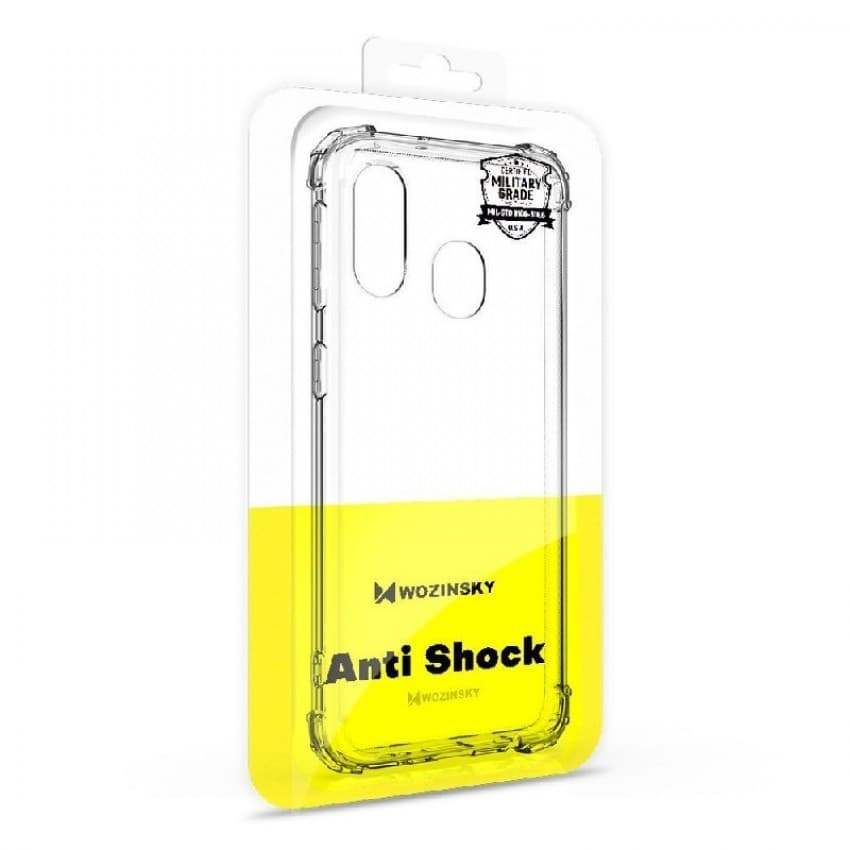 Korpuss Nillkin Wozinsky Anti Shock Apple iPhone 12 / iPhone 12 Pro caurspīdīgs