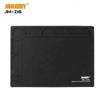 Antistatic mat for phone disassembly Jakemy JM-Z16 (heat resistant up to 500C)