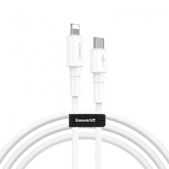 "USB cable  Baseus ""USB-C (Type-C) to Lightning Cable"" (1M) 18W QC3.0"