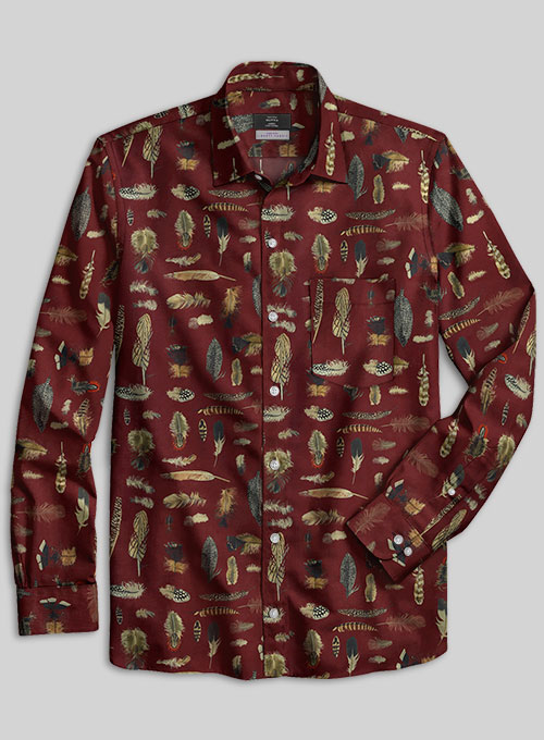 Liberty Bompeo Cotton Shirt