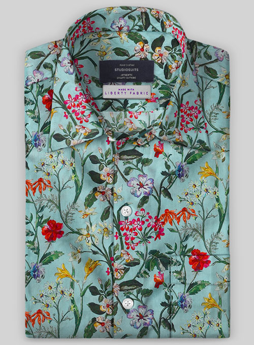 Liberty Munain Cotton Shirt