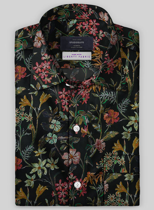 Liberty Muyoz Cotton Shirt