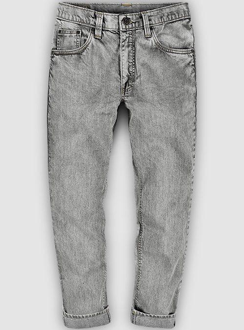 Blue jeans color different Chicindress Regular