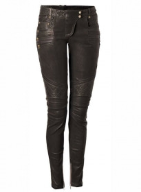 Belle Couture Leather Pants