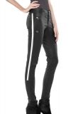 Leather Biker Jeans - Style #510