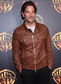Bradley Cooper Leather Jacket