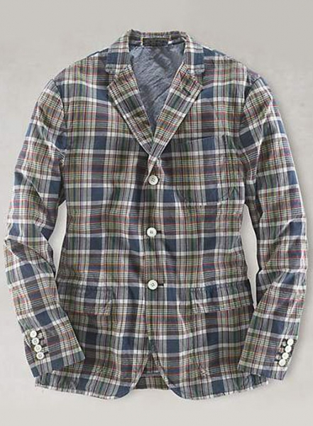 Plaid Jacket - Express Delivery