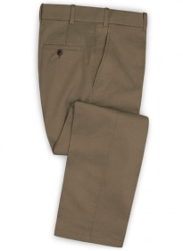 Brown Chino Pants