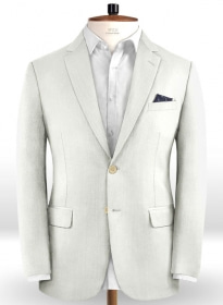 Reda Ivory Pure Wool Jacket
