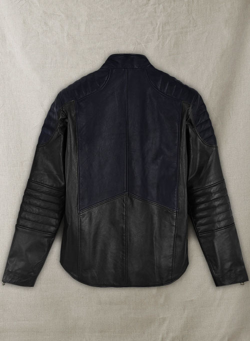 Batman Begins Christian Bale Leather Jacket